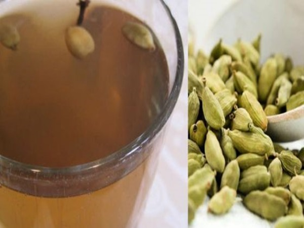 Drinking Cardamom Water For 14 Days To Loss Weight