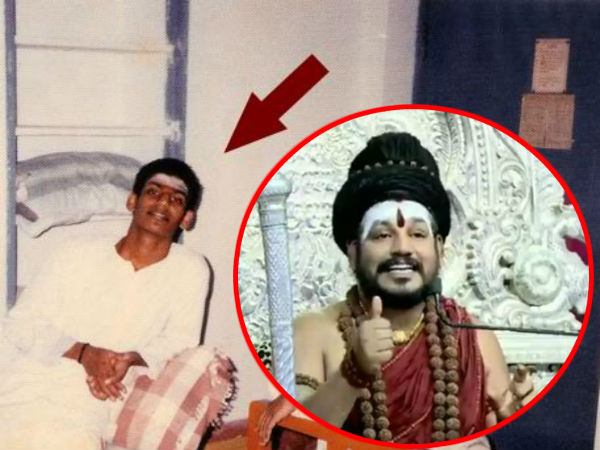 Lesser known facts and Early life of Paramahamsa Nithyananda.