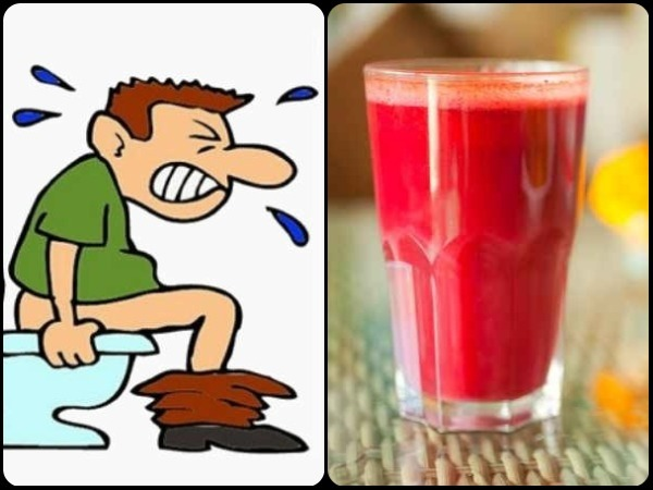 Best Juice Recipes for Constipation Relief