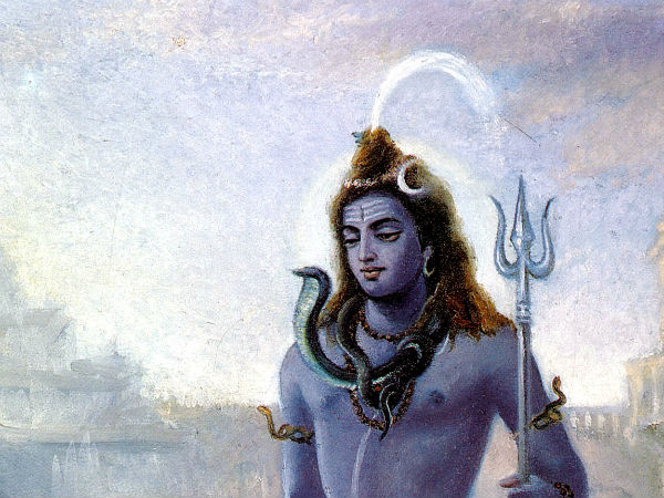 Why Lord Shiva wears snake around his snake
