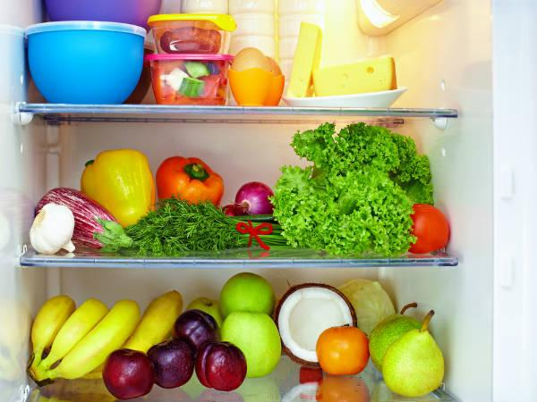 This is how you should be organising your fridge