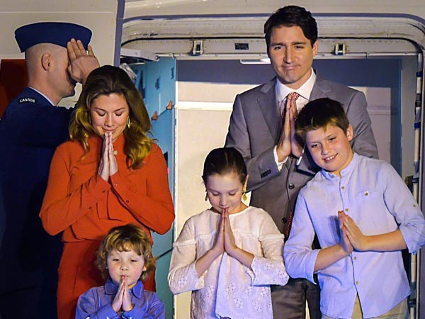 Justin Trudeau Wrote Article About International Girl Child Day