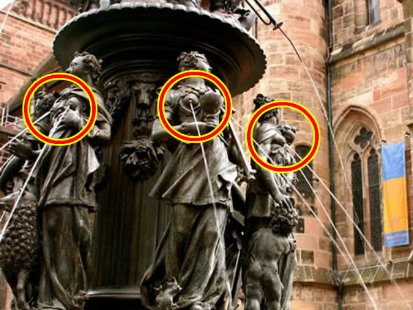 Strange and Funny Statues Around The World!