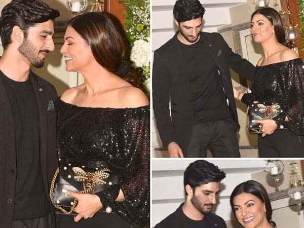 Sushmita Sen Gonna Marry Her Boyfriend Rohman Shawl in End of 2019