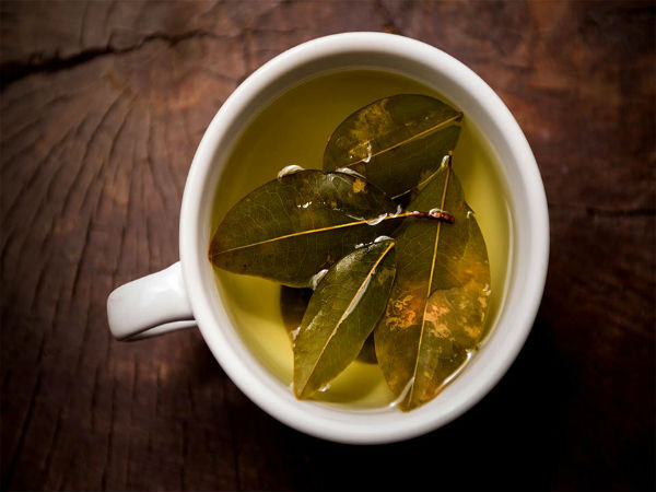 Cinnamon and Bay Leaf Tea