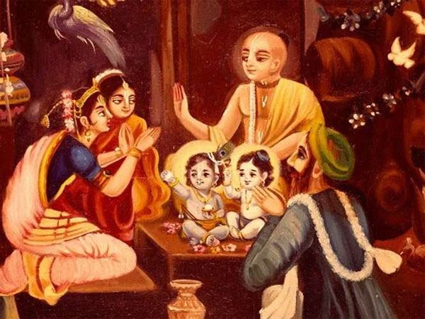 krishnas parents