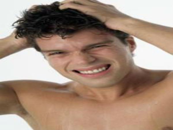 Five amazing homemade mix for itchy scalp for men
