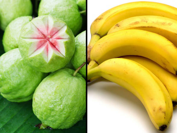 7 Fruit combinations that can be dangerous
