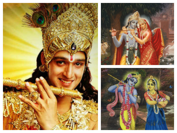 what happened to Lord Krishna after Radhas death
