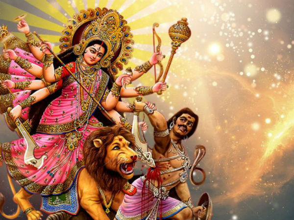 these Durga mantras will make all your desires come true