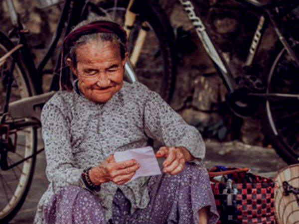 99 Years Old Granny Receives Love Letter From Fiance Who is Missing From Last 77 Years