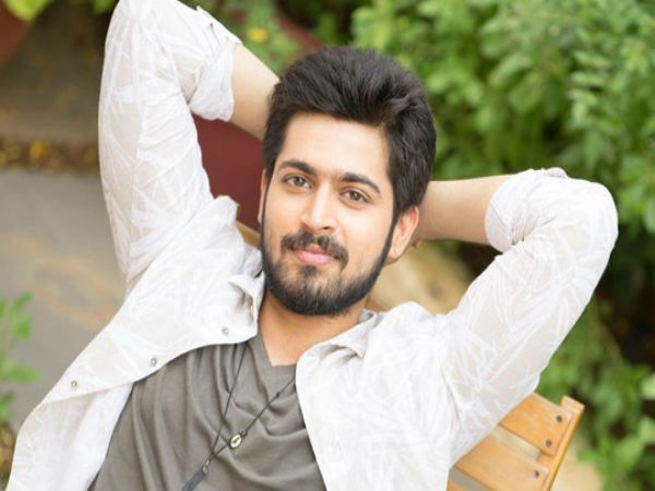 Beard Like Harish Kalyan