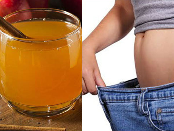 apple cider vinegar with cinamon