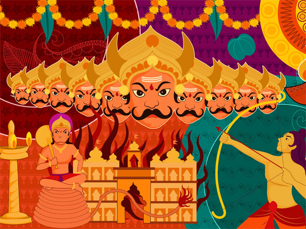 Relationship between Ravana and Lakshmana