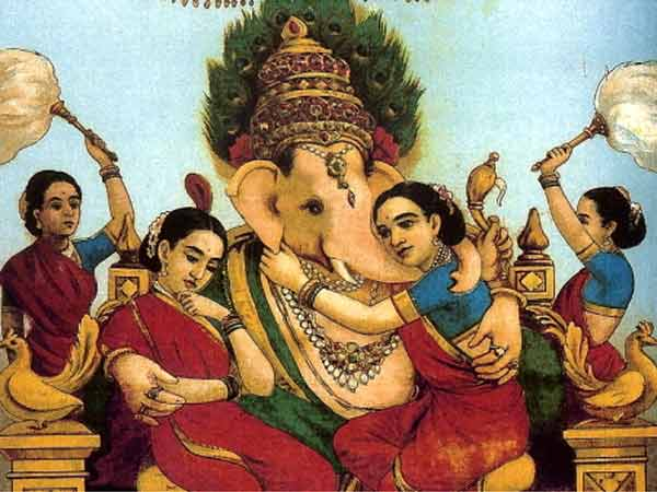 The story behind Lord Ganeshas marriage and his children