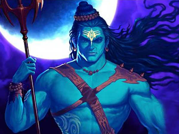 Why Lord Shiva Smoking Ganja?