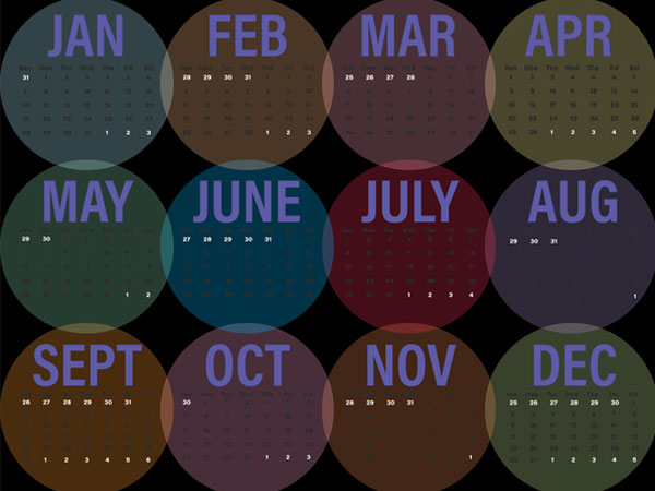 What is your life time hidden secret according birth month