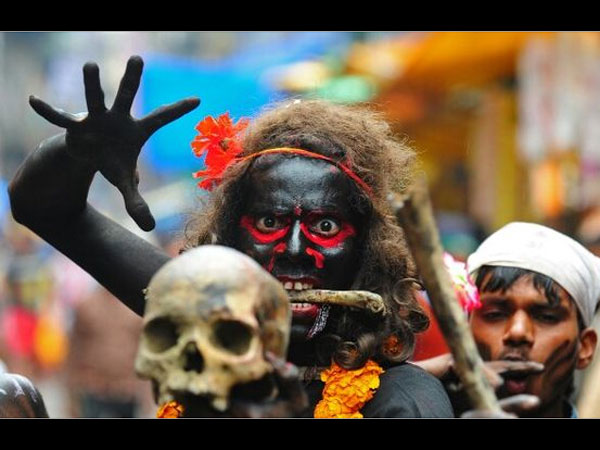 Unknown bizarre superstitions in India