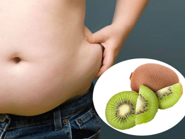 Kiwi Really Promote Weight Loss