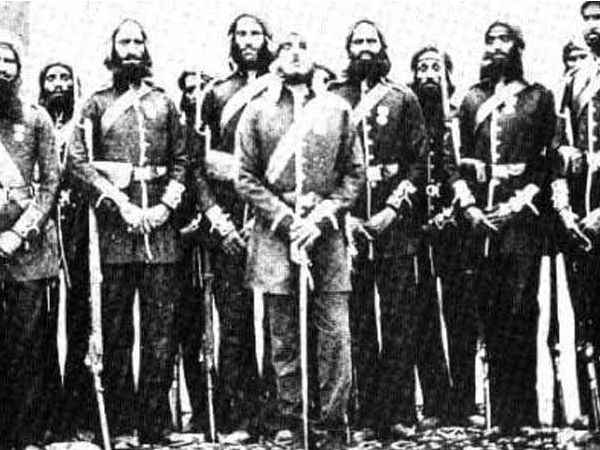 facts about The Battle of Saragarhi