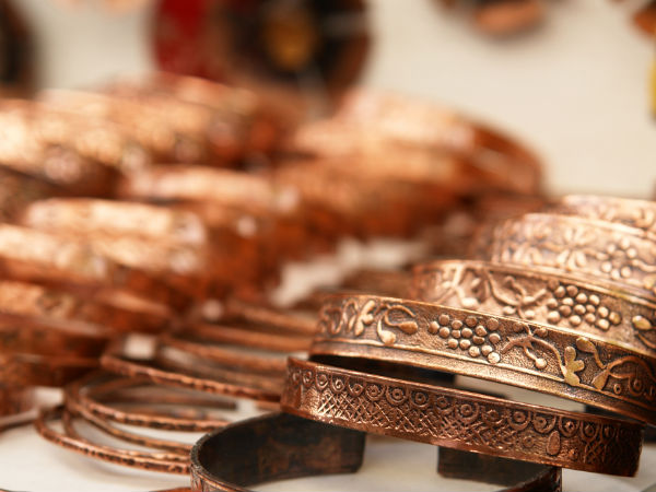 Health Benefits Of Wearing A Copper Bracelet