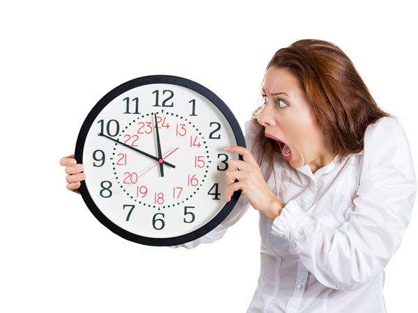 Do you know the right direction to place wall clocks