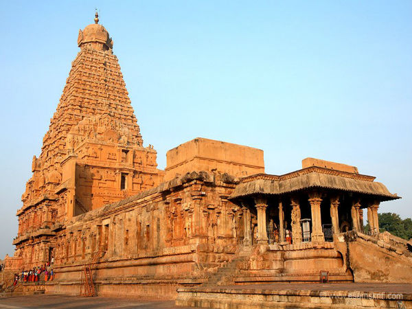 1000 Years Old Temples In India