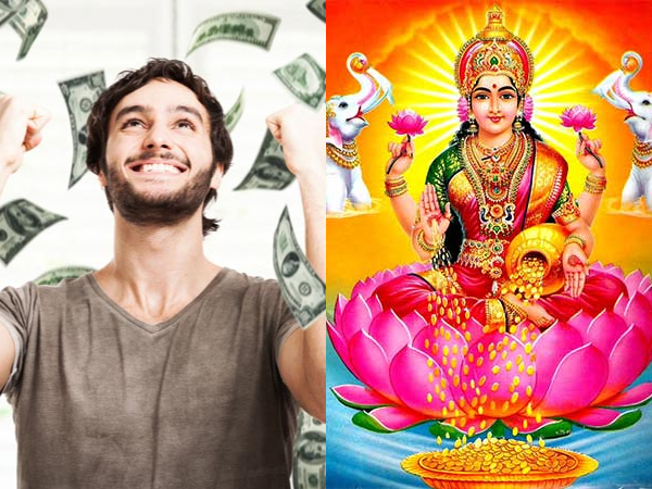 things that attract Goddess Lakshmi to you