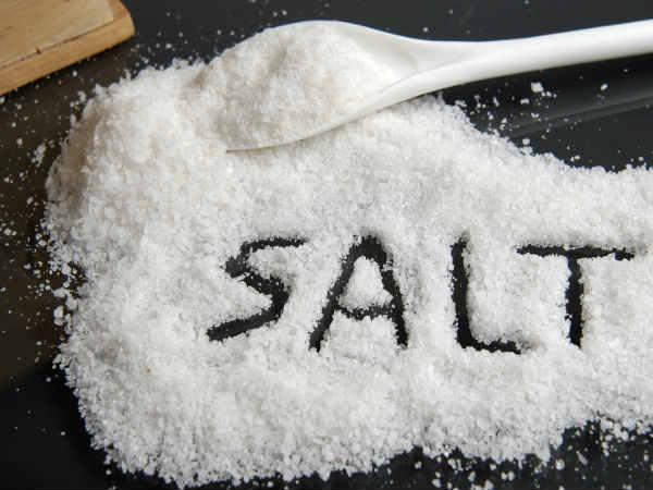 Can high salt intake cause bloating