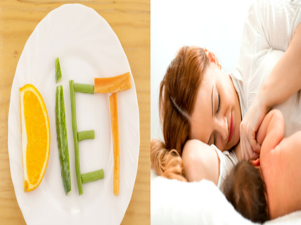 Diet After Cesarean Delivery: Essential Nutrients To Take