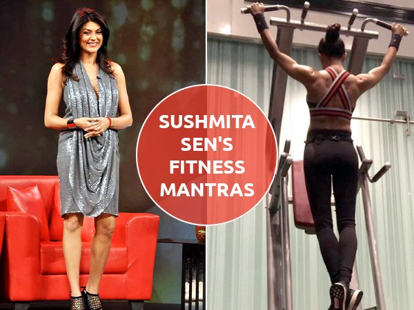 Sushmita Sens Daily Fitness Regime And Diet