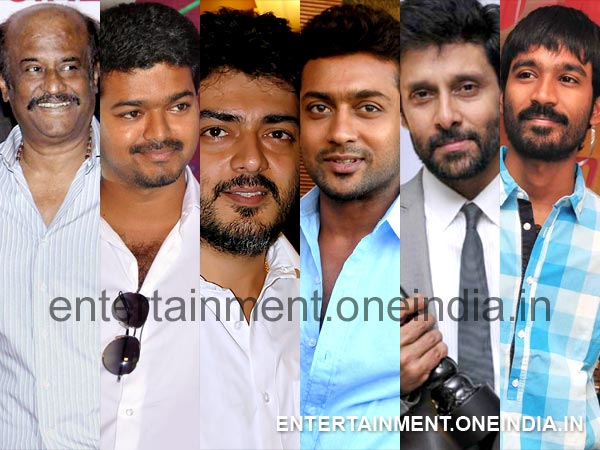 top highest paid south indian actors