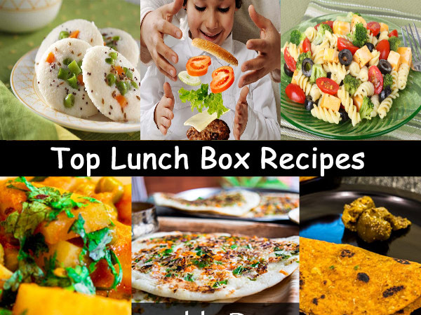 Lunch Ideas Nutritionists Pack for Their Kids