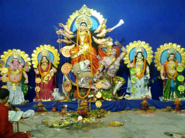 நவராத்திர பூஜை