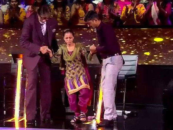 KBC 11: declared dead at birth, noopur singh from up goes onto win 12.5 lakh