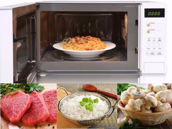 Is Cooking In Microwave Oven Bad For Your Health?