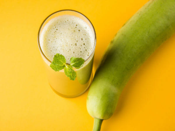 Bottle Gourd Juice: Best Natural Remedy For Type 2 Diabetes Patients