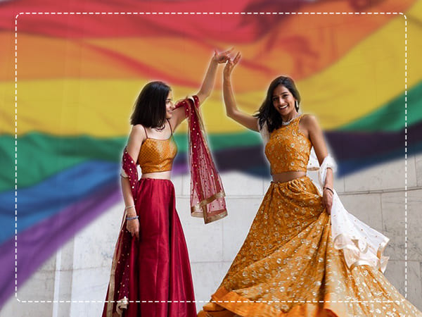 Same-sex Couple From India And Pakistan Mends All Barriers, Wins Hearts