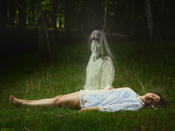 Dreams About Ghosts Interpretation And Meaning