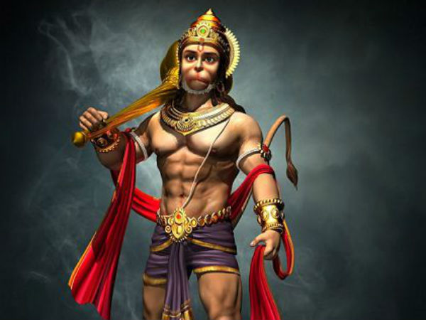 What Is The Reason Behind Lord Hanuman's Immortality