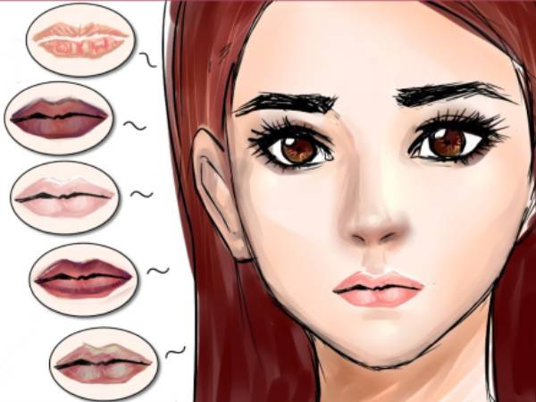 What Your Lip Color Says About Your Health