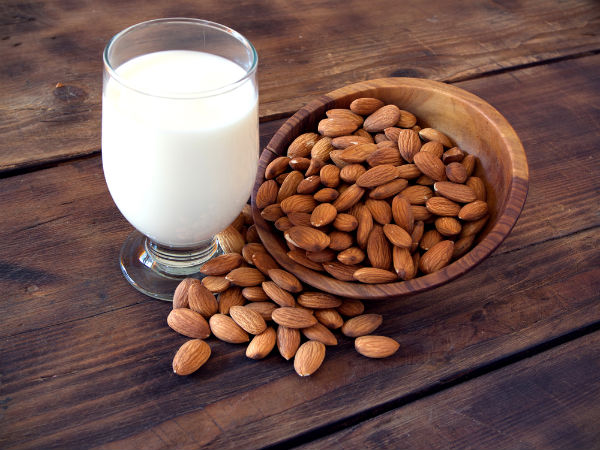 Side Effects Of Almond Milk