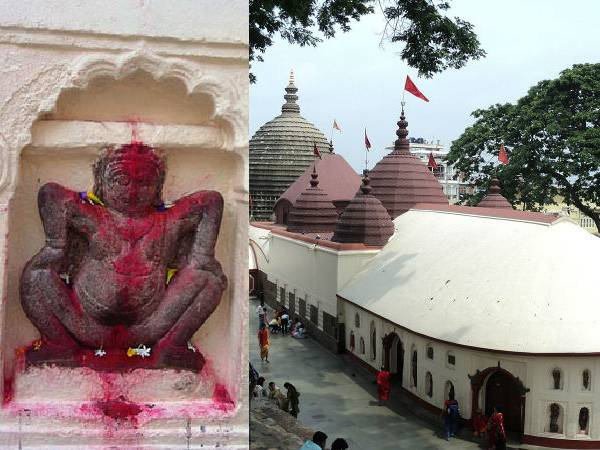 Special Features of Goddess Kamakhya Temple