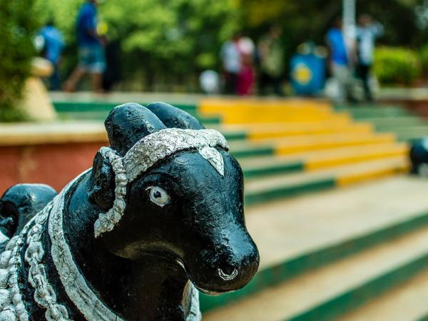 சனிப்பிரதோஷத்தில் சிவ தாண்டவம் - நந்தியின் கொம்புகளுக்கு இடையே பார்ப்பதால் பெறும் பலன்கள்!