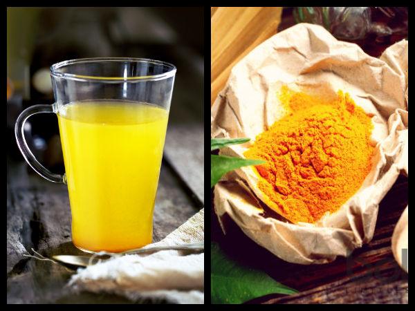 Daily Detox: Drink Warm Lemon Water with Turmeric