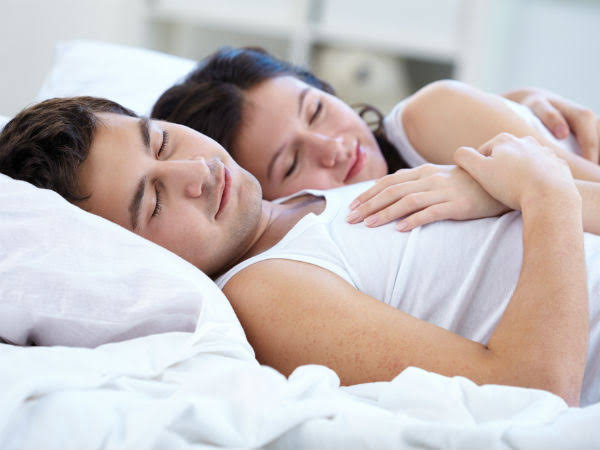 Healthy Sleeping Habits Can Improve Your Sex