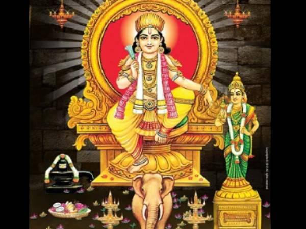 புஷ்கலா தேவியின் காதல்... கை பிடித்து ஏற்றுக்கொண்ட ஆரியங்காவு தர்மசாஸ்தா!