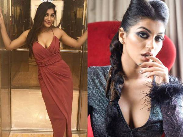 Top Sexy Looks Of Yashika Anand In 2019