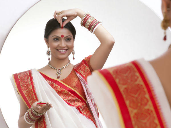 Why Do Married Indian Women Wear Sindoor?