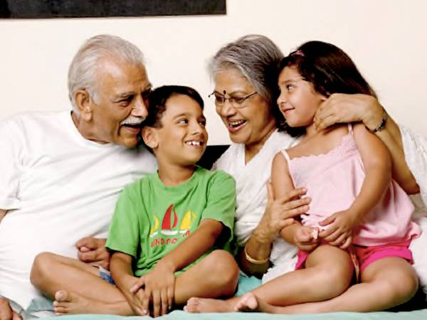 Why Grandparents Are Important To Their Grandchildren?